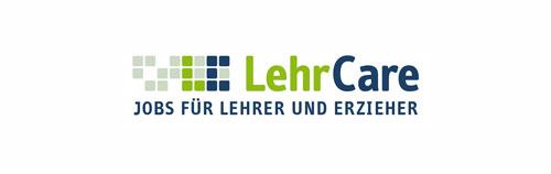 Logo LehrCare - Jobs für Lehrer und Erzieher